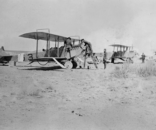 First Aero Squadron: 100 years since first U.S. air combat mission