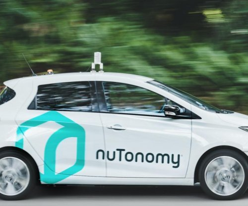 Singapore begins self-driving taxi trial program ahead of Uber