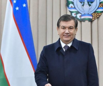 Uzbekistan elects Shavkat Mirziyoyev president