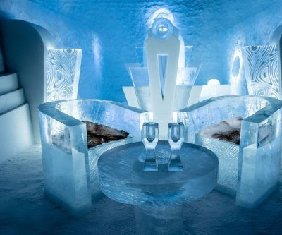 World's first permanent ice hotel to open in Sweden