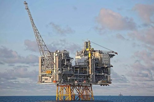 Safety issues uncovered at North Sea field