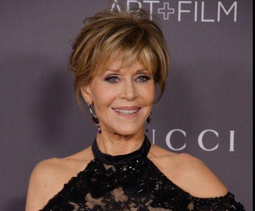 Jane Fonda celebrates 80th birthday at star-studded fundraiser