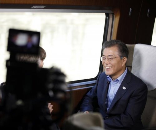 South Korea's Moon Jae-in proposes postponement of drills