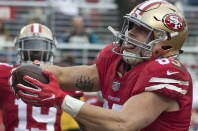 Niners TE Kittle emerging as strong target