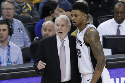 Spurs' Gay, T-Wolves' Towns separated after altercation