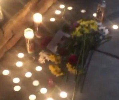 Penn State students hold vigil for closed Taco Bell location