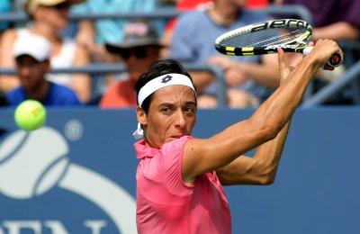 Makarova opens Italian Open with upset