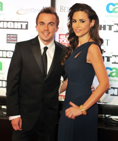 Former child star Frankie Muniz, 26, suffers mini-stroke