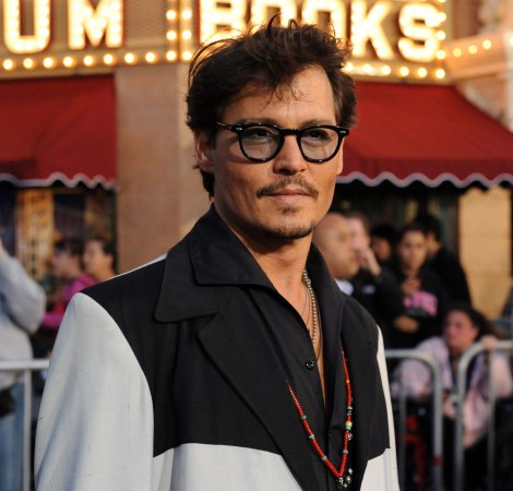 Depp to star in 'Thin Man' re-make