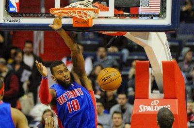 Detroit Pistons stun San Antonio Spurs