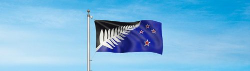 New Zealand chooses a fern design for potential new flag