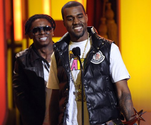 Kanye West announces 'new project' with Lil Wayne, 2 Chainz