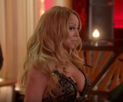 'Empire' gives first look at Mariah Carey in Season 3