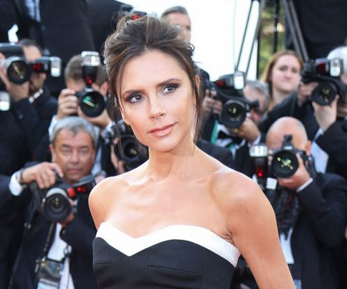 Victoria Beckham uses daughter's drawing for charity t-shirt