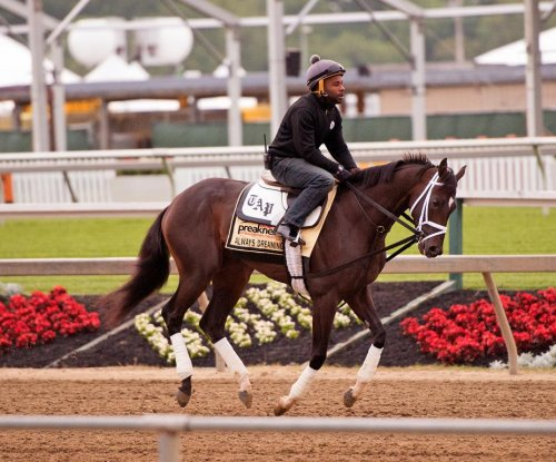 UPI Horse Racing Weekend Preview: Belmont Park takes center stage