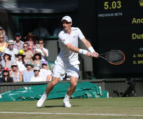 2017 Wimbledon: Andy Murray, Rafael Nadal advance to Wimbledon third round