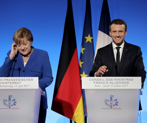Merkel, Macron agree on need for EU reforms