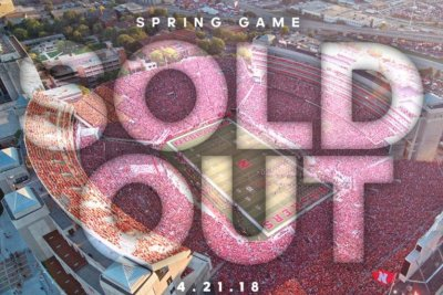 Nebraska Cornhuskers: All tickets sold for spring game