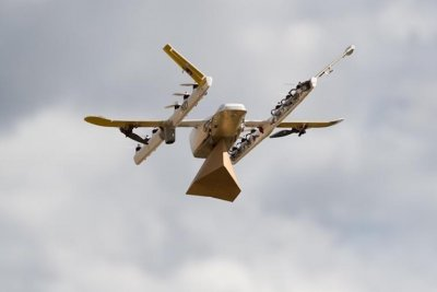 FAA certifies Alphabet Wing to make commercial drone deliveries