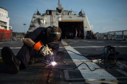 GAO report: Navy overpays for littoral combat ship maintenance