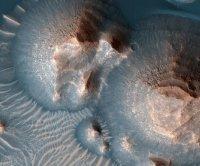 Mars had thousands of 'super eruptions' 4 billion years ago, NASA confirms