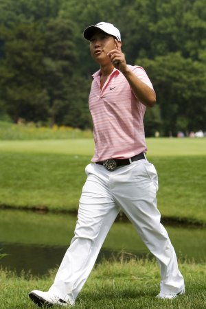 Kim notches 2nd PGA victory of 2008