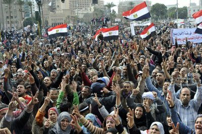 Morsi blamed for protester deaths