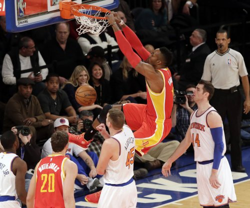 Houston Rockets send New York Knicks to 14th straight loss