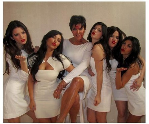 Kim Kardashian, Kendall Jenner celebrate Kris Jenner on Mother's Day