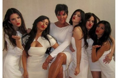 Kim Kardashian, Kendall Jenner celebrate Kris Jenner on Mother's Day