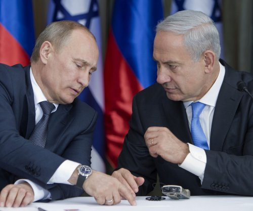 Putin to Netanyahu: Russian arms in Syria not a threat to Israel