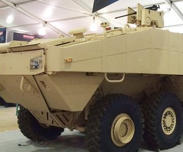 Lockheed Martin introduces Amphibious Combat Vehicle candidate