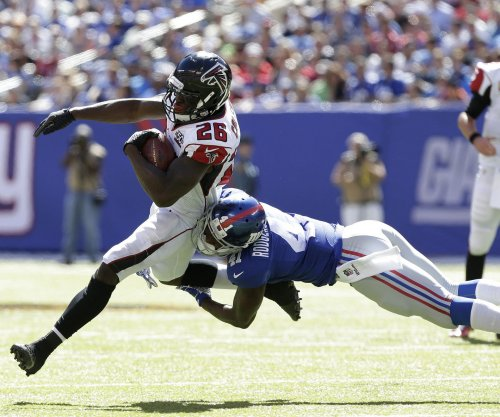 Atlanta Falcons' Tevin Coleman poised for bigger role