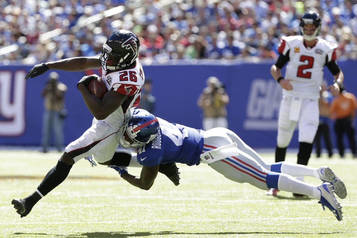 Atlanta Falcons Tevin Coleman poised for bigger role UPI
