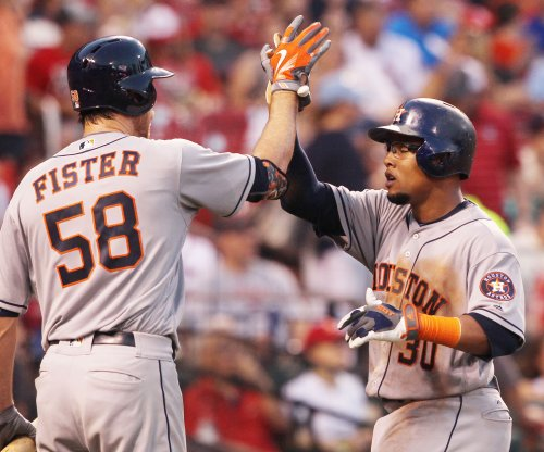 Carlos Gomez designated for assignment by Houston Astros