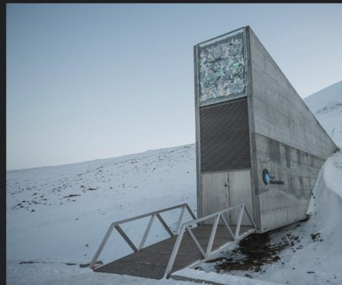 Arctic 'doomsday' seed vault suffers breach from permafrost melt
