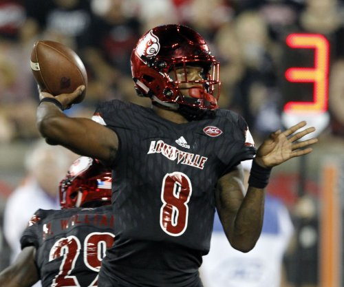 Ravens draft Lamar Jackson; QB immediately says he'll win Super Bowl