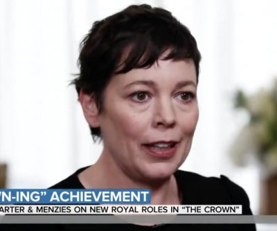 Olivia Colman: Queen Elizabeth II is 'harder' to play than Queen Anne