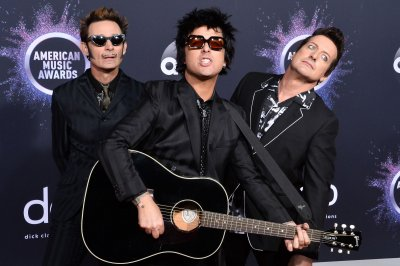 Green Day's Billie Joe Armstrong drew cover of new album