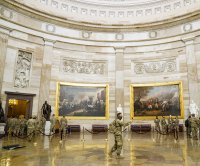 National Guard to send 15,000 troops back home after Capitol duty