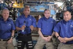 NASA plans return of SpaceX Crew-1 astronauts early Sunday