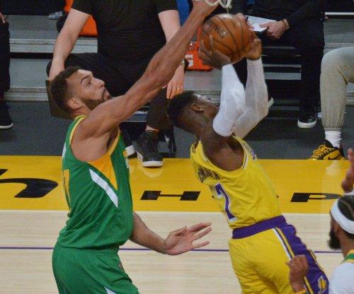 Utah Jazz's Rudy Gobert wins third Defensive Player of the Year award