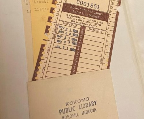Book returned to Indiana library was nearly 52 years overdue