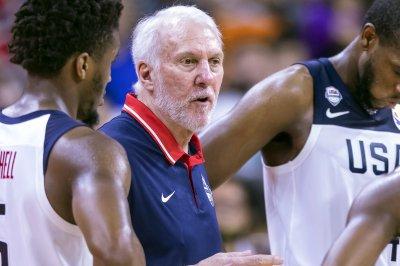 Basketball: Team USA drops Olympic exhibition vs. Australia