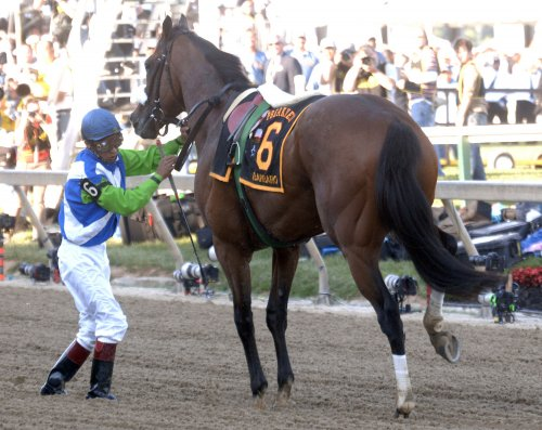 Barbaro to be buried at Churchill Downs