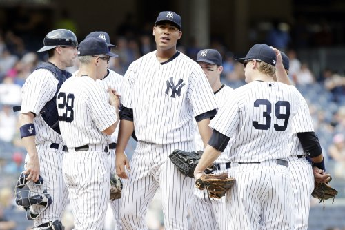 Yankees blank the Braves 7-0