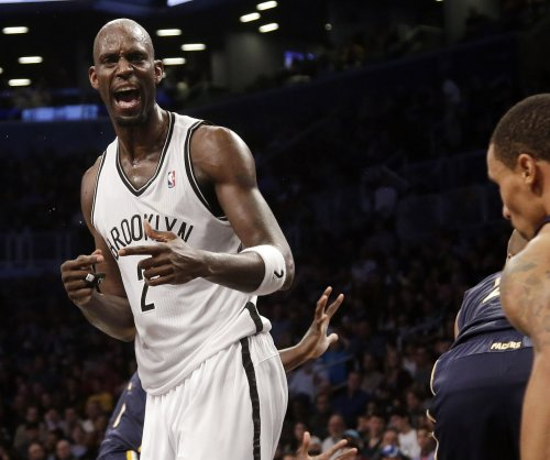 Kevin Garnett suspended for head-butting Dwight Howard