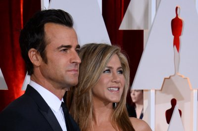 Jennifer Aniston: Justin Theroux makes me feel completely adored