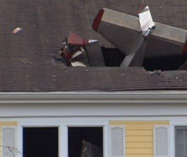 Pilot killed in crash of small plane in Methuen, Mass.