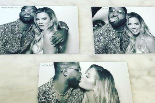 Tristan Thompson celebrates Khloe Kardashian's birthday: 'I love you'